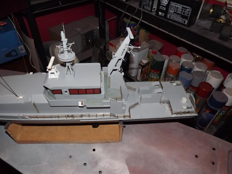 DickyD's Armidale build DSCF0159