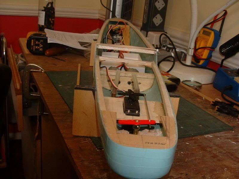 Deans HMS Amethyst build DSCF0254
