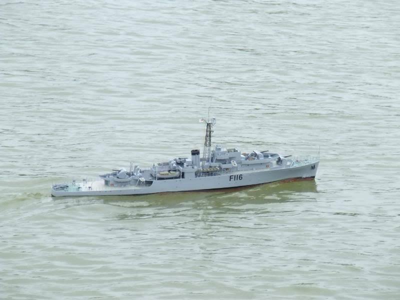 Deans HMS Amethyst build DSCF2661