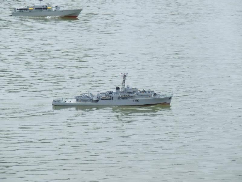 Deans HMS Amethyst build DSCF2663