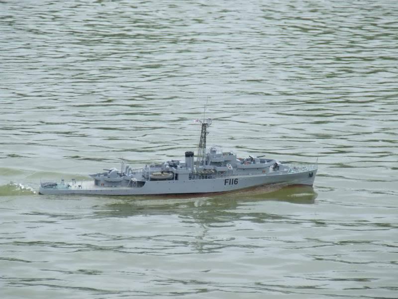 Deans HMS Amethyst build DSCF2670