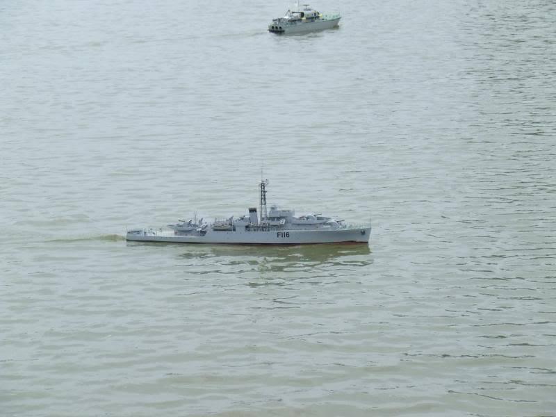 Deans HMS Amethyst build DSCF2674