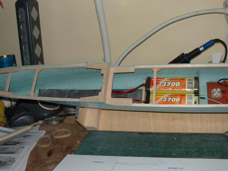 Deans HMS Javelin build DSCF0316