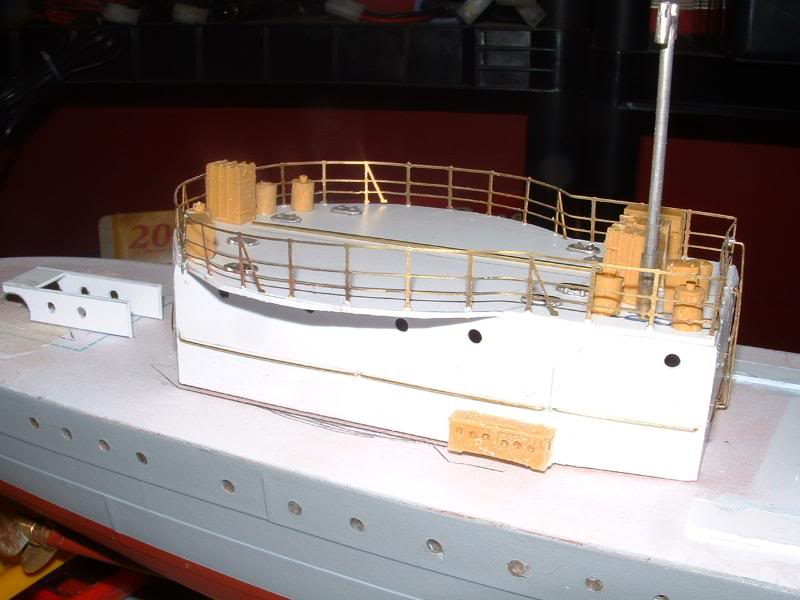 Deans HMS Javelin build DSCF0336