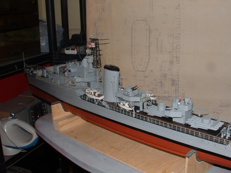 Deans HMS Javelin build DSCF0361