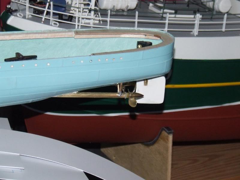 Deans HMS Javelin build DSCF2926