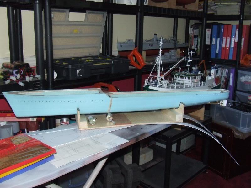 Deans HMS Javelin build DSCF2929