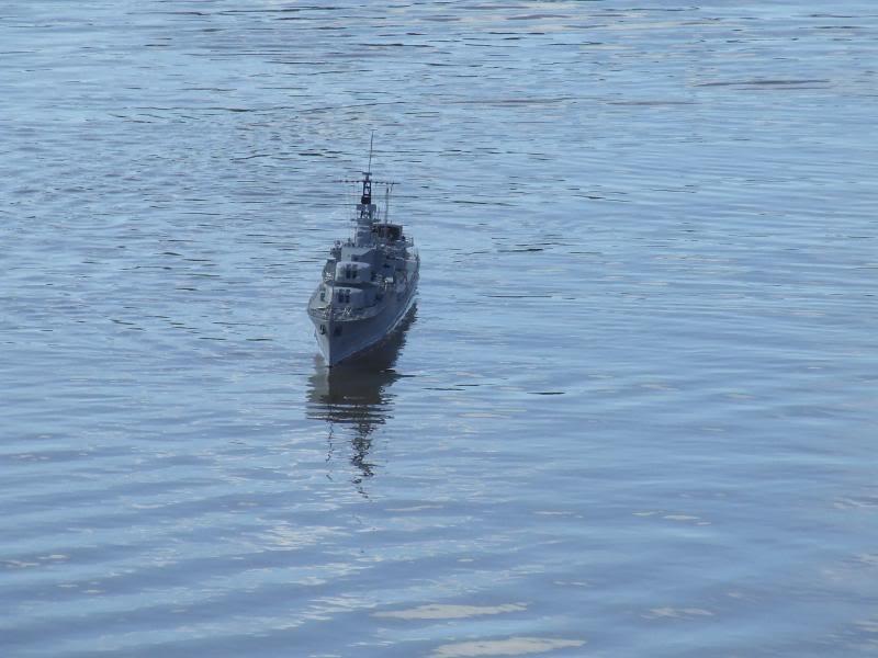 Deans HMS Javelin build DSCF2981