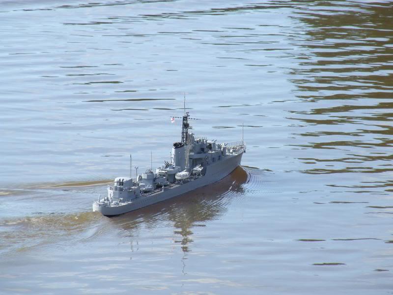 Deans HMS Javelin build DSCF2982