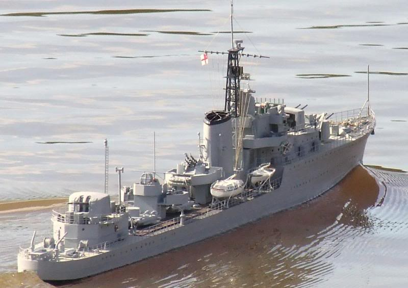 Deans HMS Javelin build DSCF29822