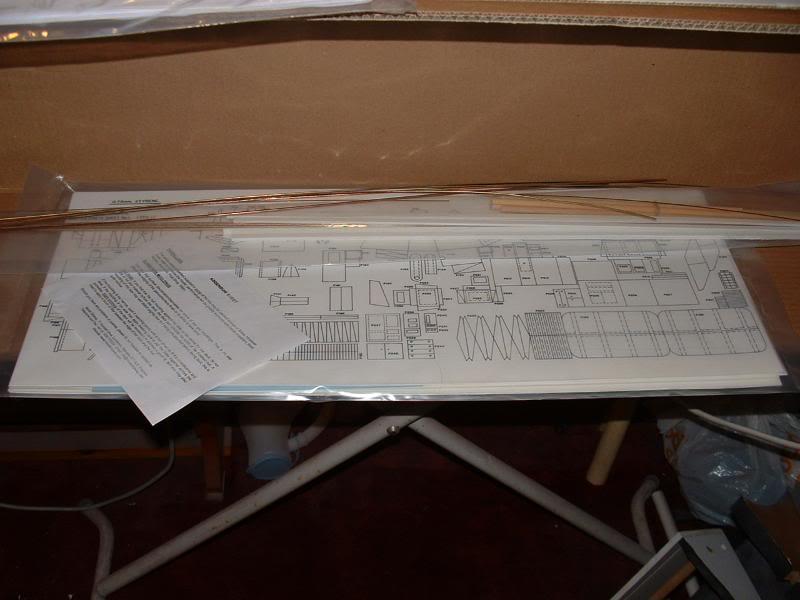 Model Slipway's Maggie M Build DSCF0170