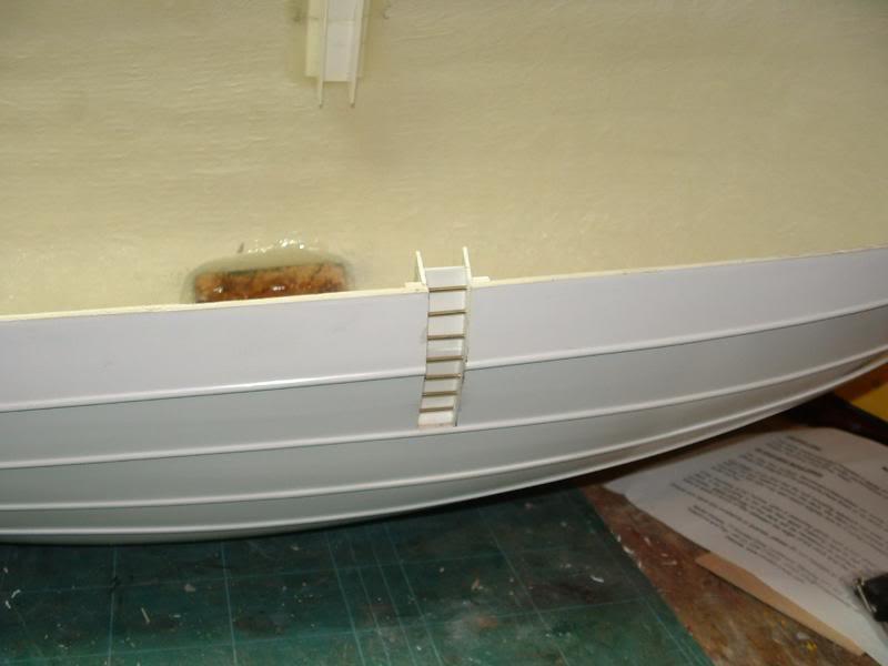 Model Slipway's Maggie M Build DSCF0186