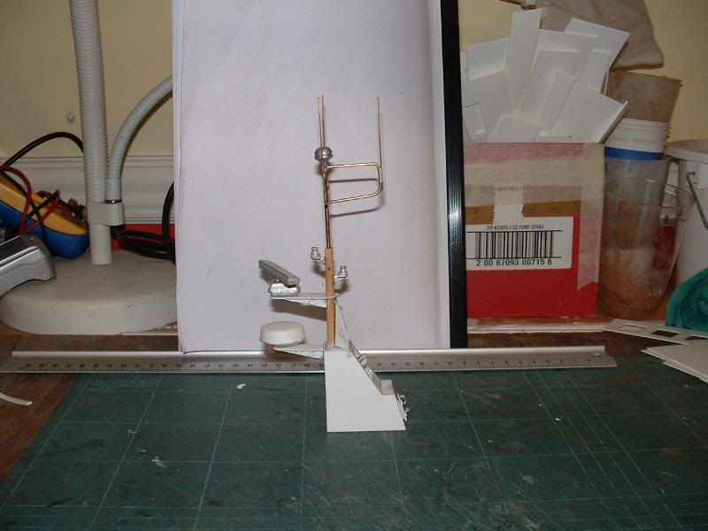 Model Slipway's Maggie M Build DSCF0215