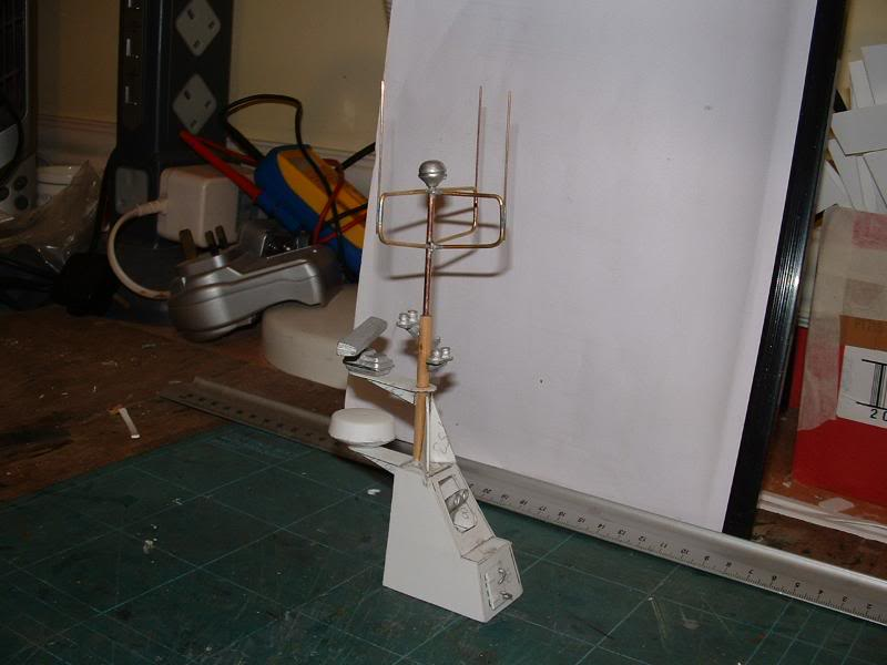 Model Slipway's Maggie M Build DSCF0216