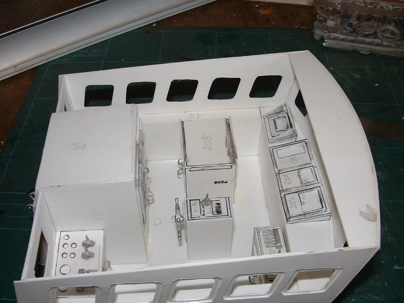 Model Slipway's Maggie M Build DSCF0219