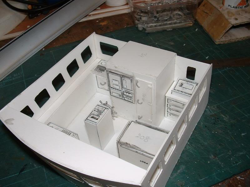 Model Slipway's Maggie M Build DSCF0220