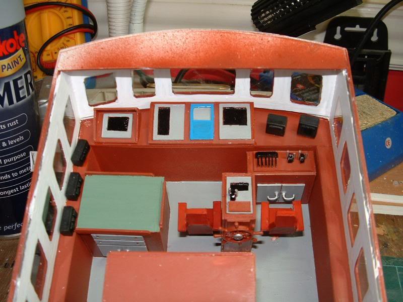 Model Slipway's Maggie M Build DSCF0222