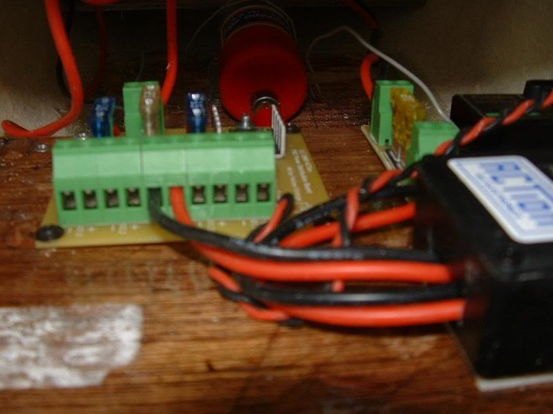 Model Slipway's Maggie M Build DSCF0246