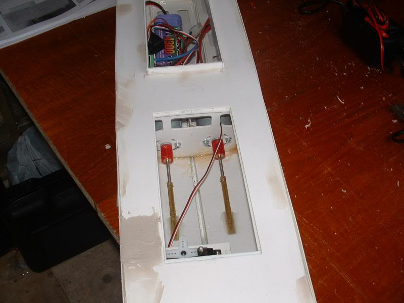 Robbe Schuetze build DSCF0038