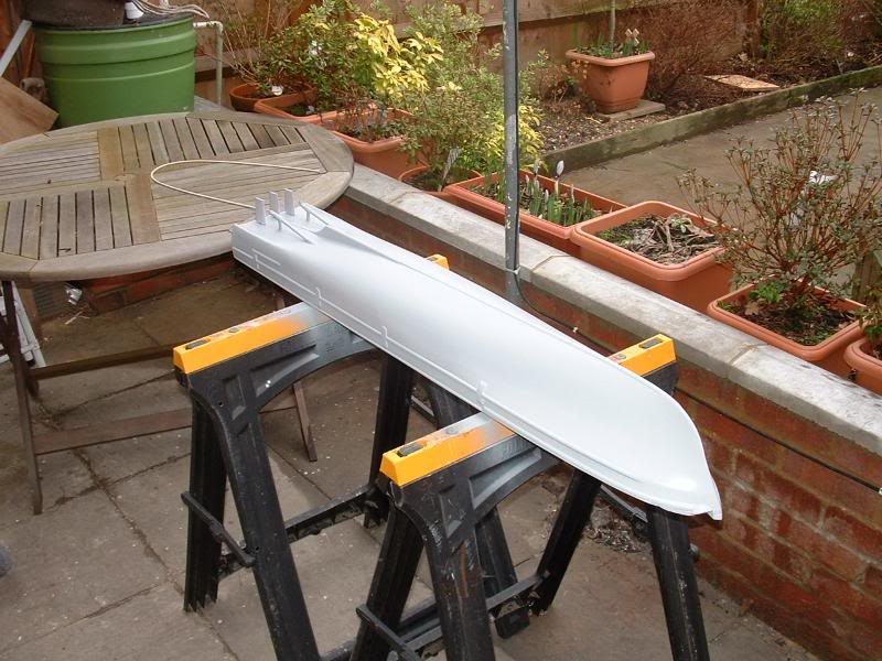 Robbe Schuetze build DSCF0043