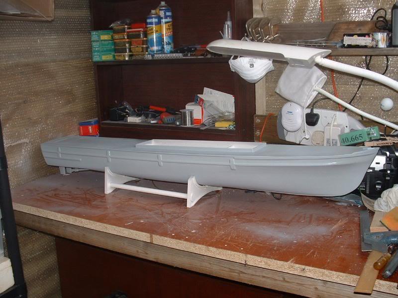 Robbe Schuetze build DSCF0044