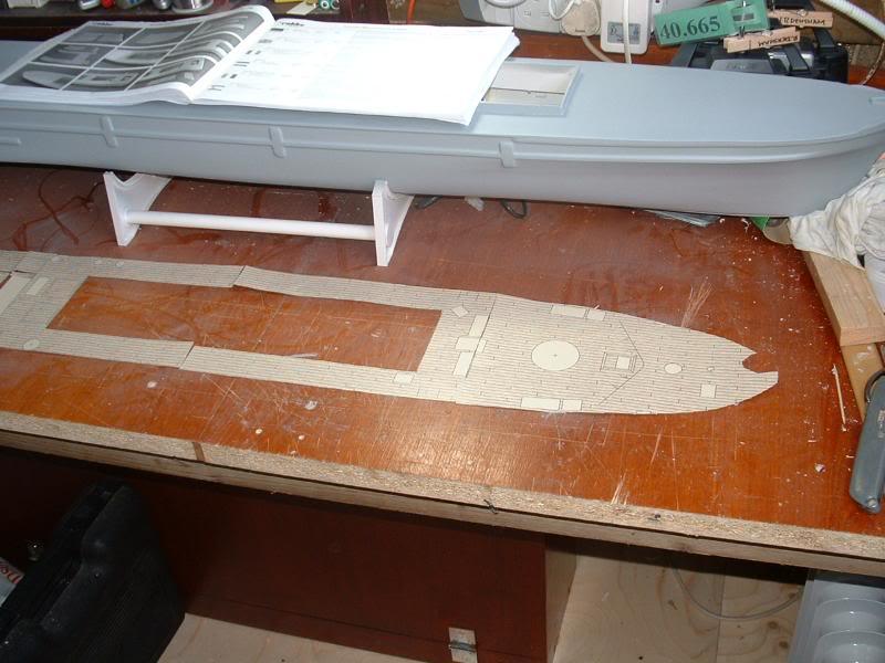 Robbe Schuetze build DSCF0045