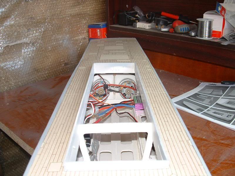 Robbe Schuetze build DSCF0047