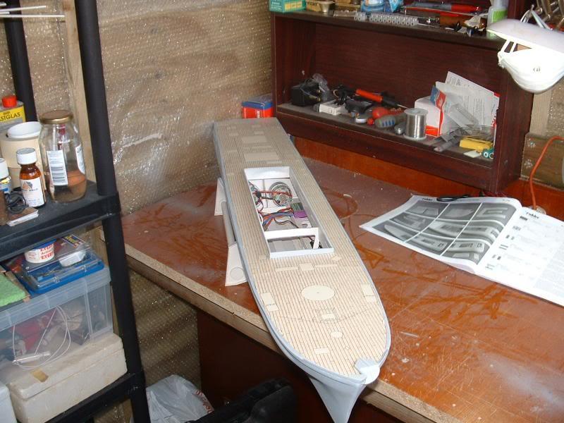 Robbe Schuetze build DSCF0048