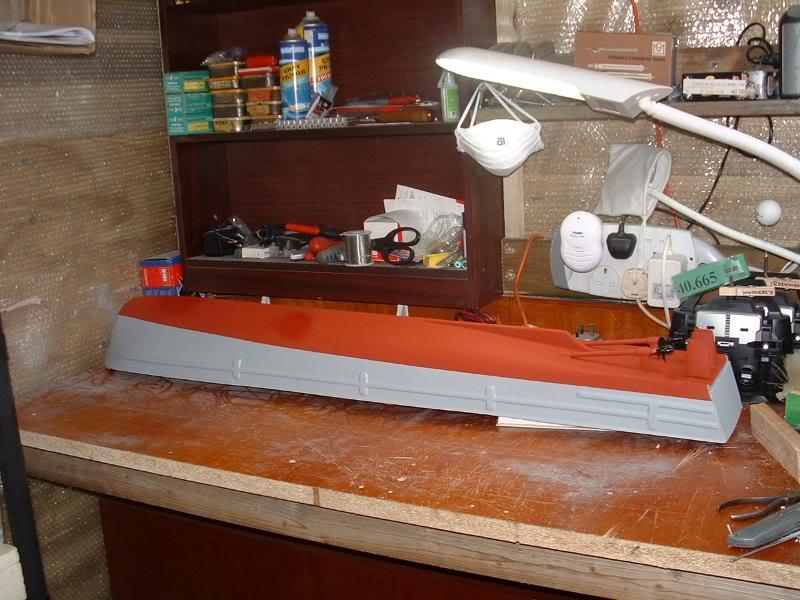 Robbe Schuetze build DSCF0049