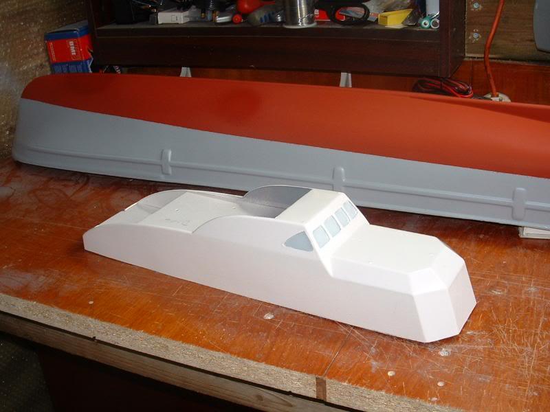 Robbe Schuetze build DSCF0050