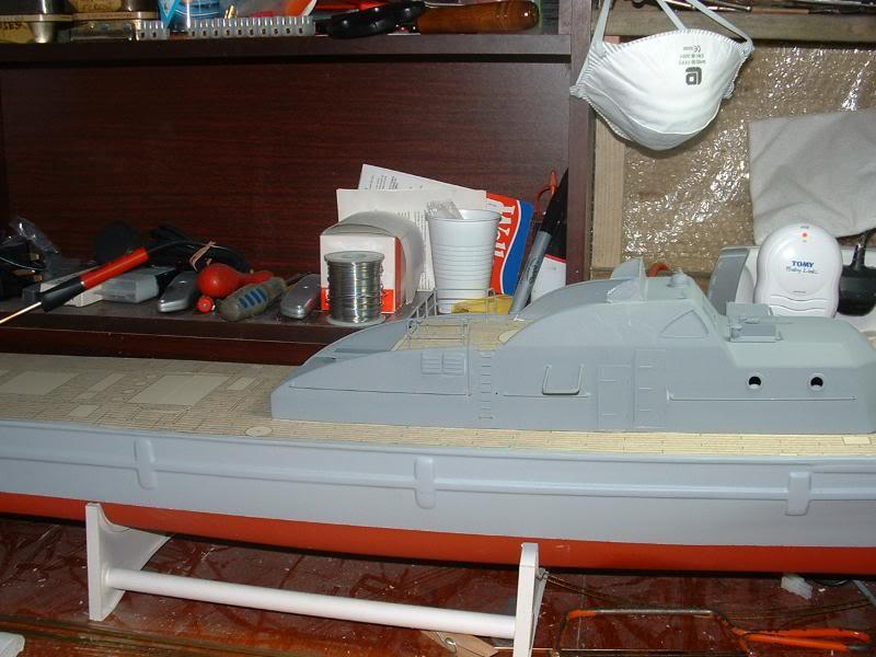 Robbe Schuetze build DSCF0055