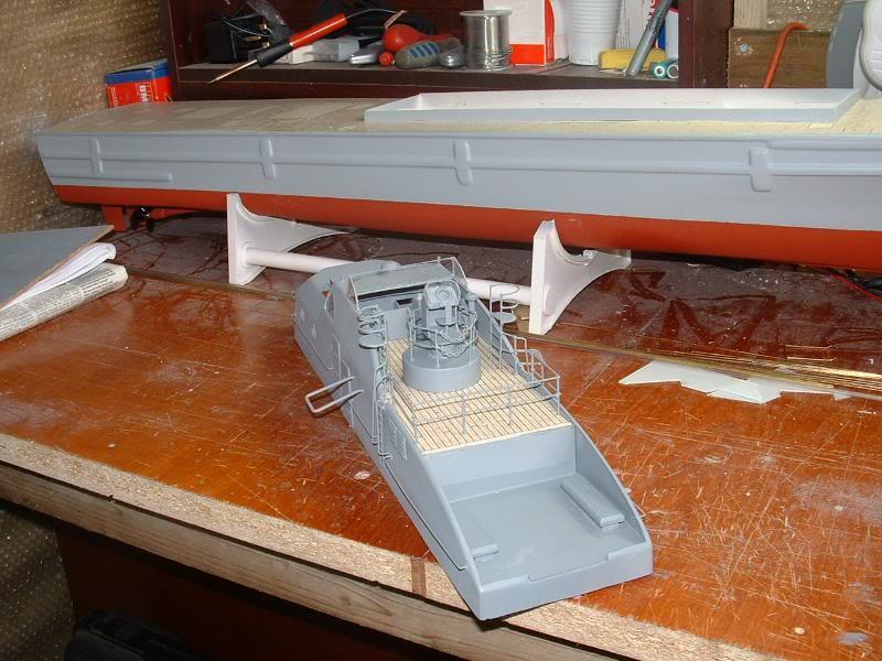 Robbe Schuetze build DSCF0057