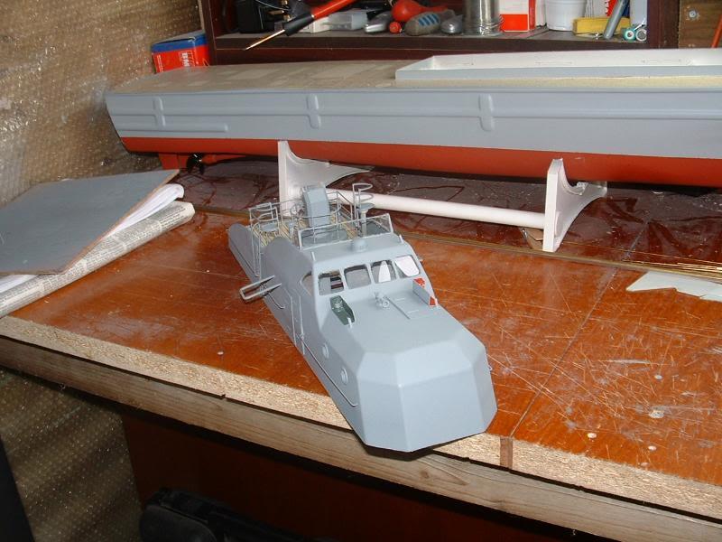 Robbe Schuetze build DSCF0058