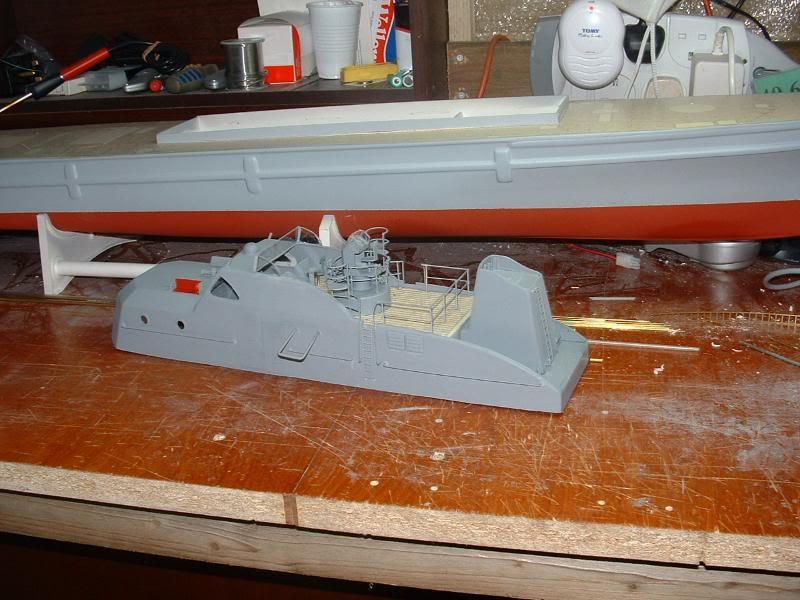 Robbe Schuetze build DSCF0060