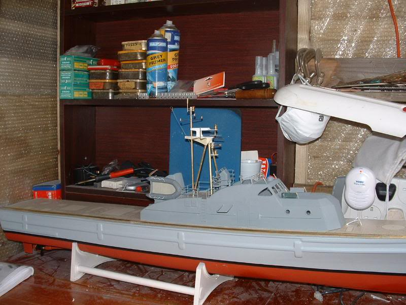 Robbe Schuetze build DSCF0063