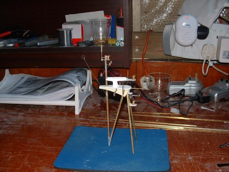 Robbe Schuetze build DSCF0064