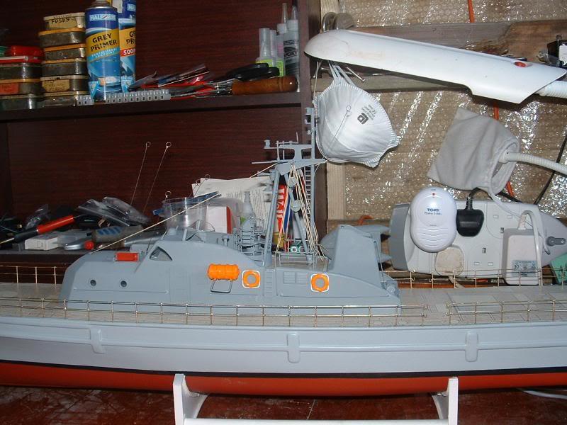 Robbe Schuetze build DSCF0067
