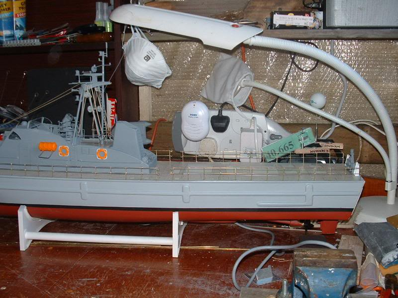 Robbe Schuetze build DSCF0069
