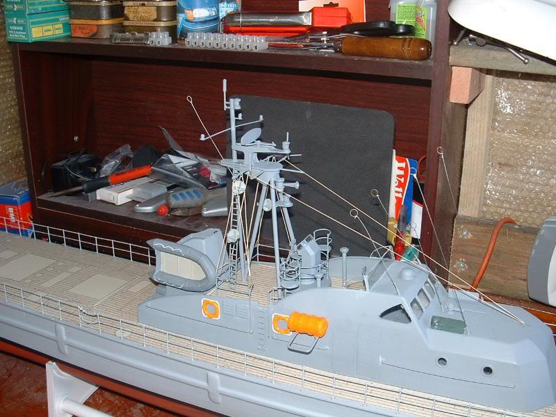 Robbe Schuetze build DSCF0071