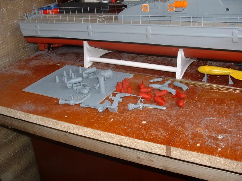 Robbe Schuetze build DSCF0073