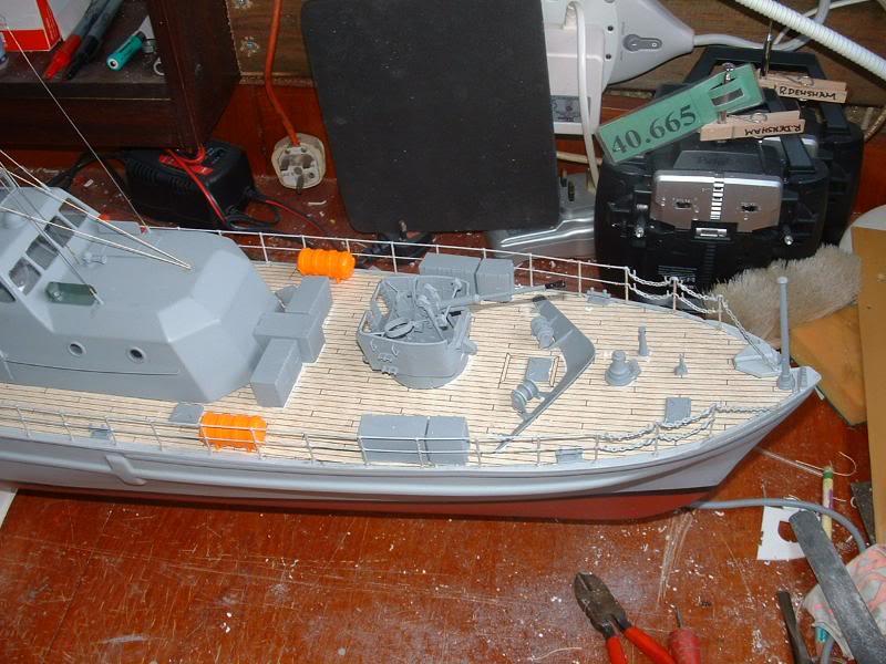 Robbe Schuetze build DSCF0076