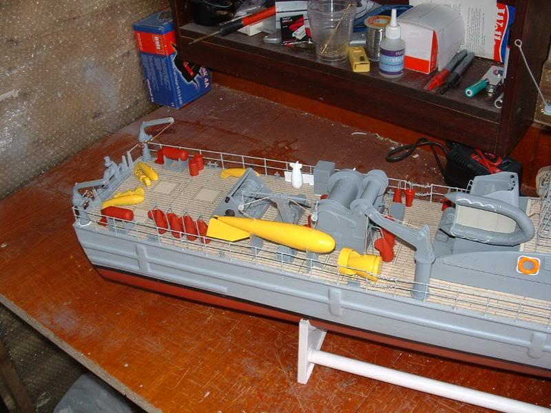 Robbe Schuetze build DSCF0077