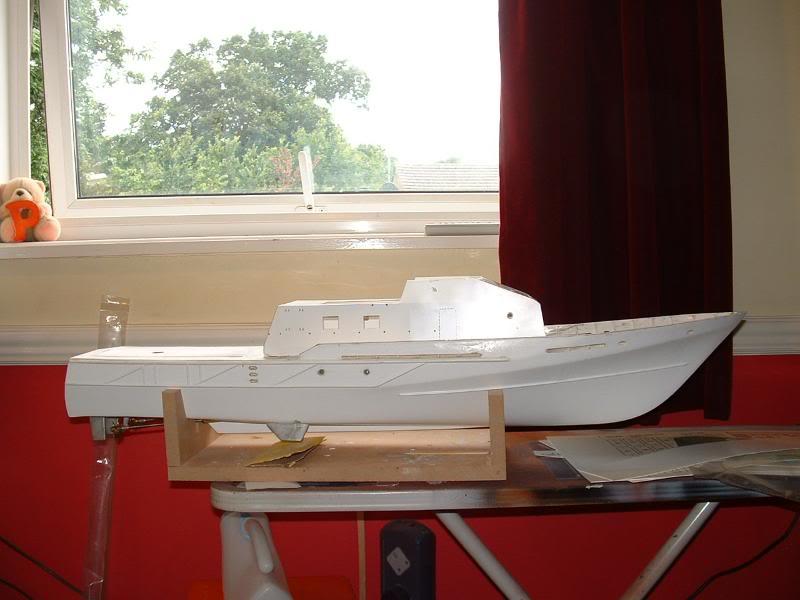 Model Slipway Sentinel  DSCF0049