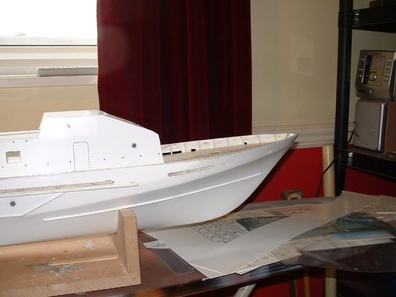 Model Slipway Sentinel  DSCF0050