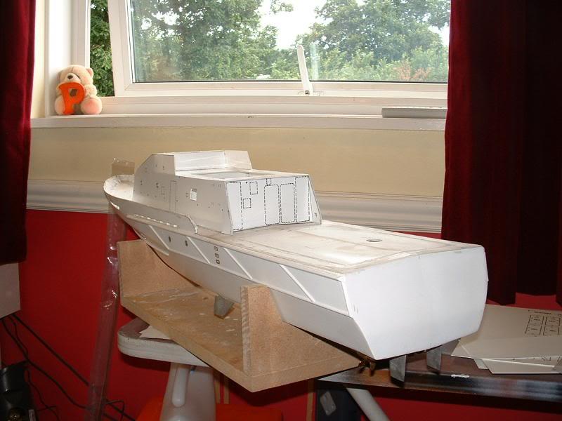 Model Slipway Sentinel  DSCF0051