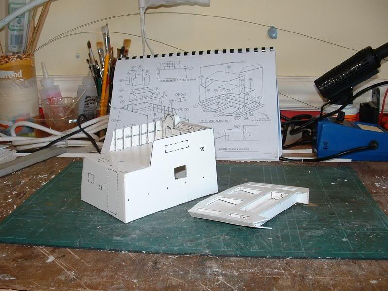 Model Slipway Sentinel  DSCF0053
