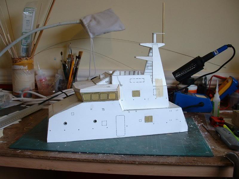Model Slipway Sentinel  DSCF0054