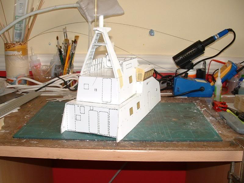Model Slipway Sentinel  DSCF0056