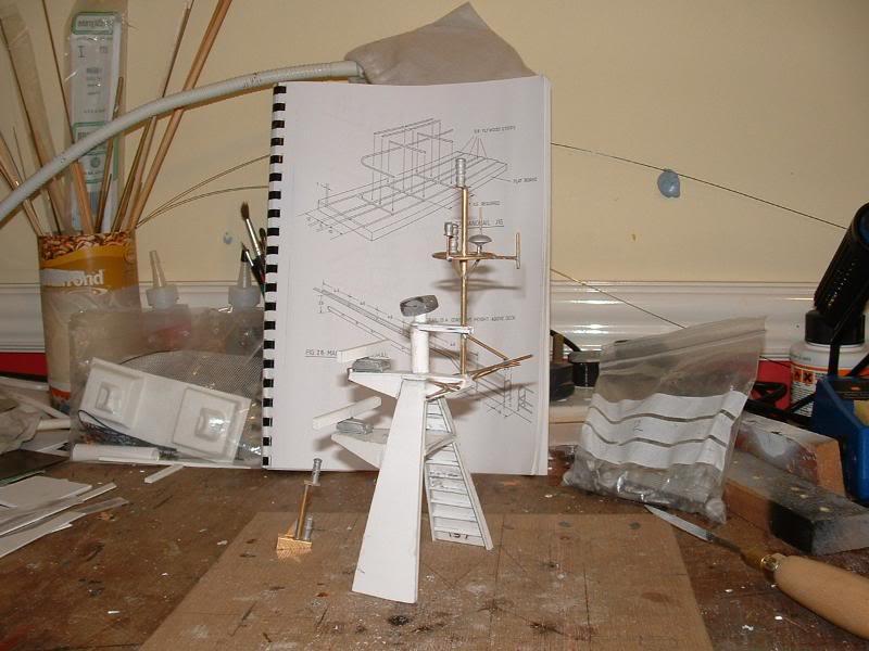 Model Slipway Sentinel  DSCF0059