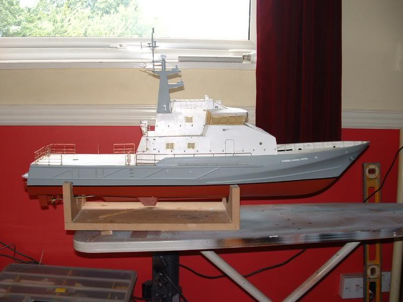 Model Slipway Sentinel  DSCF0061